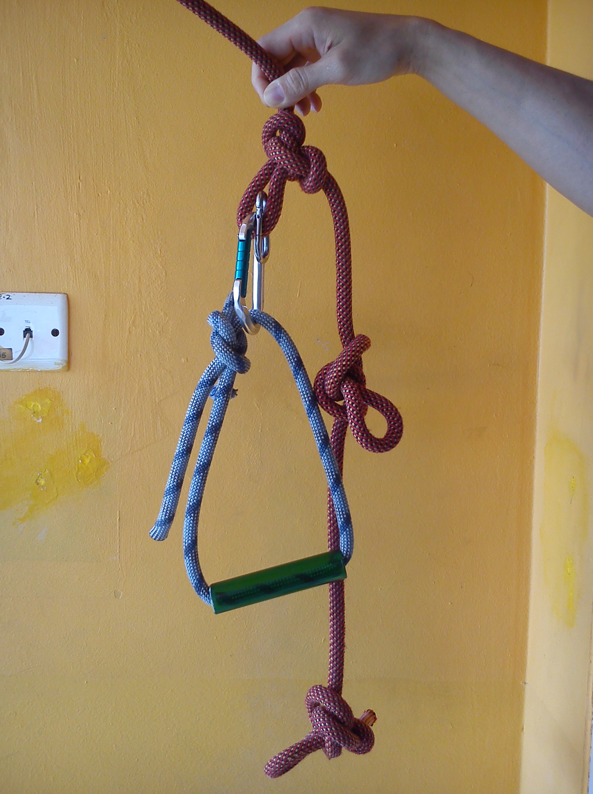 diy upcycle projects for old climbing ropes in search of